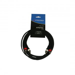 AC-R/3 RCA cable 3m (cinch)