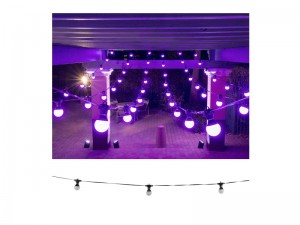 ADJ Color Strand LED Girland