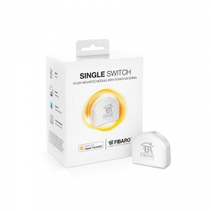 Fibaro Single Switch - HomeKit (FGBHS-213)