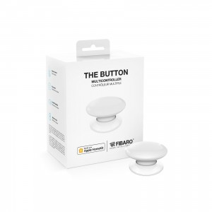 Fibaro The Button HomeKit biały (FGBHPB-101-1)