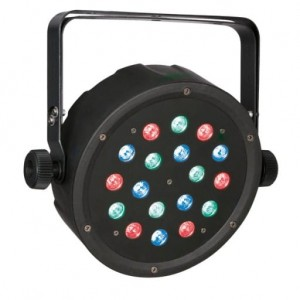 SHOWTEC CLUB PAR 18/1 RGB